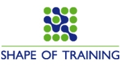 shape of training logo